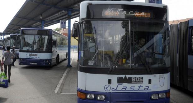 ŽITELjI Vrčina, Dražnja, Pudaraca, Umčara, Brestovika, Kamendola u autobus samo na prednja vrata!?