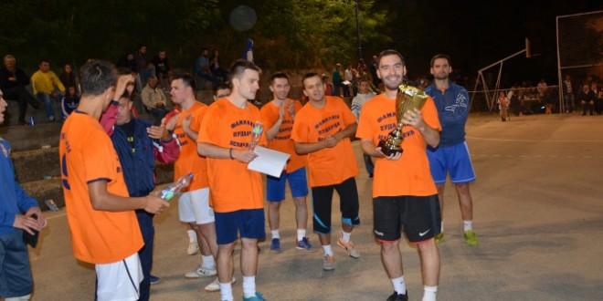 ДРАЖАЊ: Завршен Тројички турнир у малом фудбалу