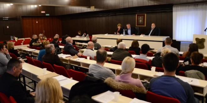 Данас одржана 33. седница Скупштине ГО Гроцка (ФОТО)