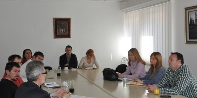Одржан састанак поводом наставка радова на изградњи водоводне мреже у Ритопеку