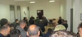 ВРЧИН: Одржан збор грађана поводом насипања атарских путева