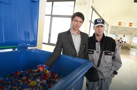 Foto: Ana Paunković / RAS Srbija Sredstva dobijena ovom akcijom namenjena su Udruženju paraplegičara Banata