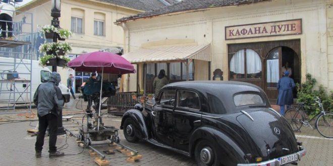GROCKA: Počelo je snimanje TV filma o Milunki Savić
