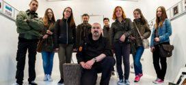 Mladi Gročani u društvu legendarnih fotografa