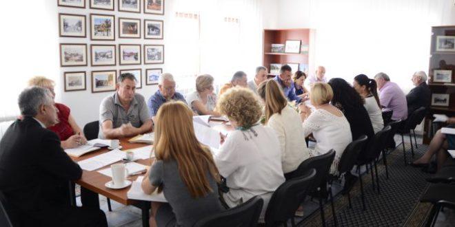 ГО ГРОЦКА Чланови већа доставили четворогодишњи план и програм свог рада