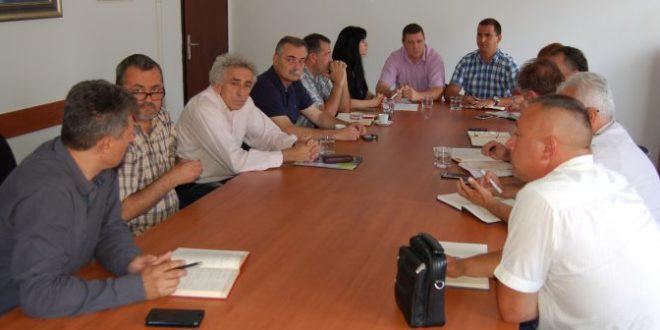 Одржан хитан састанак Комисије за елементарне непогоде