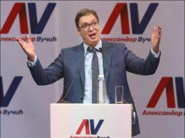 Ipsos: Vučić ubedljivo prvi, Janković drugi sa 12 odsto Tanjug | 22. mart 2017. 12:03 | Komentara: 0 Lider naprednjaka Aleksandar Vučić ima ubedljivo najveću podršku birača, sa više od 50 odsto onih koji bi na predsedničkim izborima glasali za njega, na drugom mestu je Saša Janković sa 12 odsto FOTO TANJUG / RADE PRELIC FOTO TANJUG / RADE PRELIC