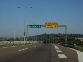Autoput Beograd-Niš/ Foto: mapio.net