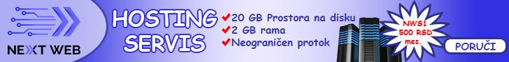 NextWEB hosting